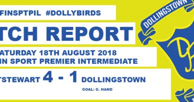 Dollingstown's Bad Run On The North Coast Continues On 1st Day Of The Season