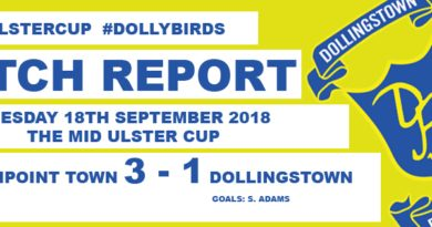 Dollingstown Exit Mid Ulster Cup At Hands Of Warrenpoint Town