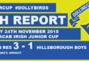 The Dollybirds Head Into Round 4 Of The Fonacab Irish Junior Cup