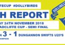 A Swift Start From The Dollybirds Seals Boxing Day Final In The Bob Radcliffe Cup