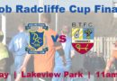 Dollingstown & Banbridge Town Will Clash In The Festive Showpiece At Lakeview Park