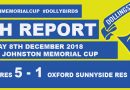 The Reserves Book 1/4 Final Spot In Wilmor Johnston Memorial Cup