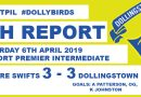 Swifts Comeback Ensures The Dollybirds Have To Keep Looking Over Their Shoulder
